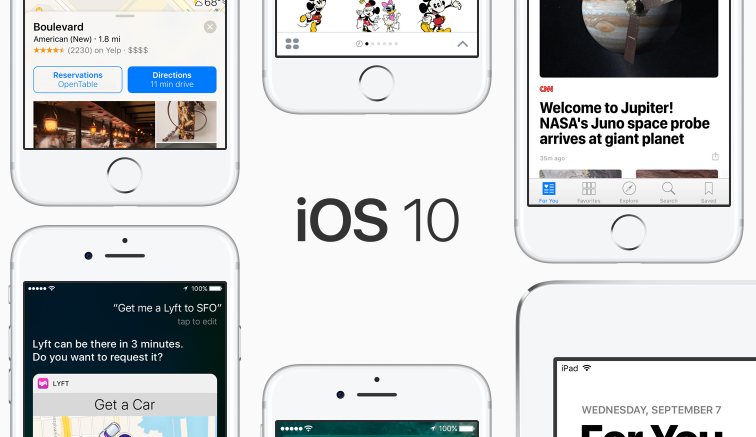 Software Updates: Apple bringt iOS 10.2.1, macOS 10.12.3, watchOS 3.1.3 und tvOS 10.1.1
