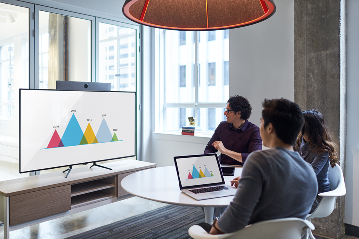 Cisco Spark Board - die 3-in-1 Collaboration Lösung für Meeting-Räume