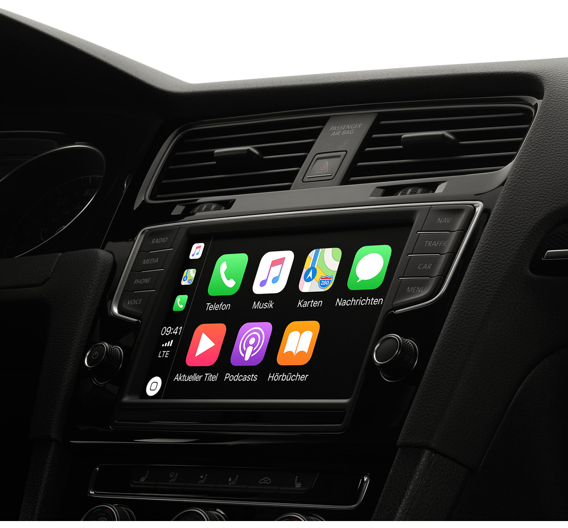 BMW löst Abo-Zwang für Apple CarPlay
