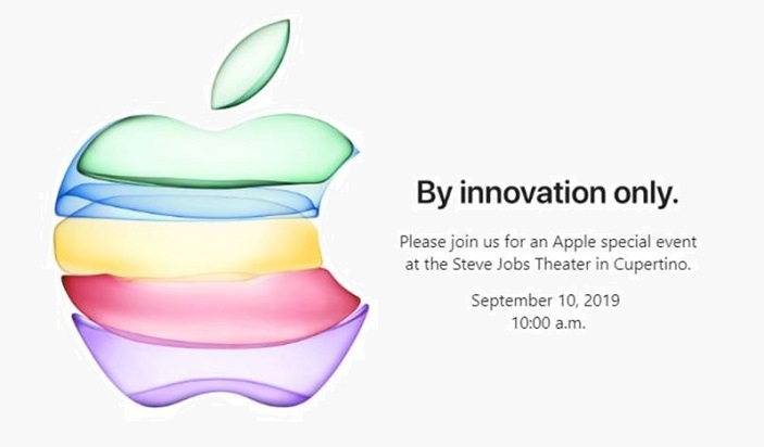 "Heutiges Apple Event ""By Innovation Only"""