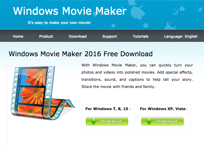 Achtung Betrug: Fake-Version von Windows Movie Maker bei Google auf Platz 1